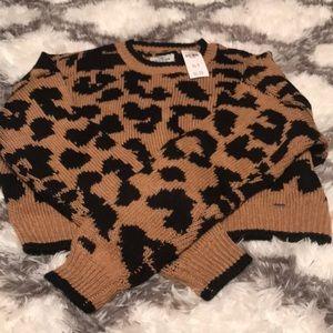 ❄️ Gorgeous Hollister sweater ❄️